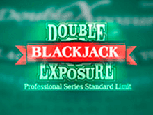 Double Exposure Blackjack Pro Series